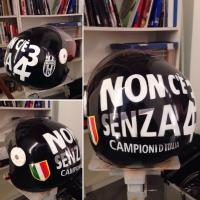 Casco juve by Fabio Moscatelli