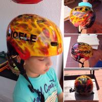 Casco true fire by Fabio Moscatelli